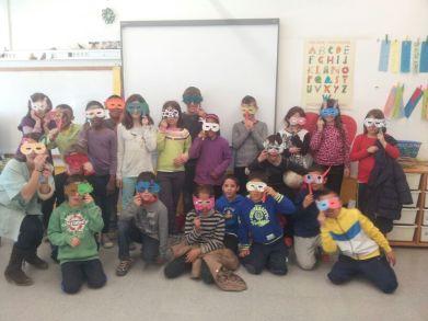 màscares 3r