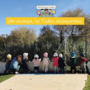 Escola Pequeno Cidadão: creche e pré escolar em Aveiro