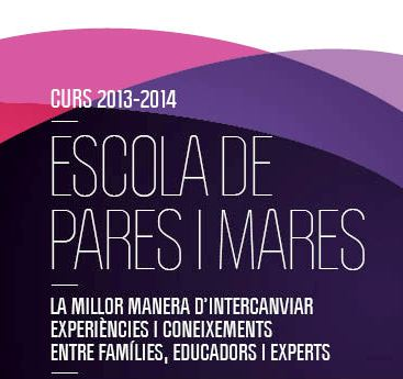 Escola de Pares i Mares 2013-2014