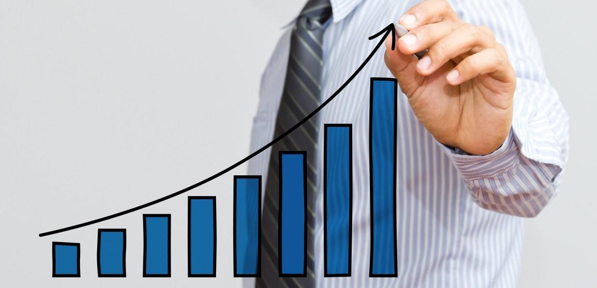 crescimento exponencial escolas