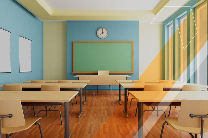Qual a influência da infraestrutura escolar no aprendizado?