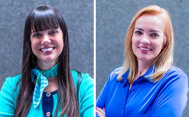 Patrícia Peck e Cristina Sleiman, especialistas em direito digital e que atuam diretamente na área de segurança da informação e de proteção de dados