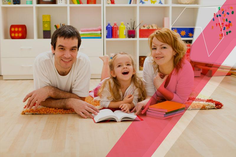 Aproximação dos pais na educação das crianças