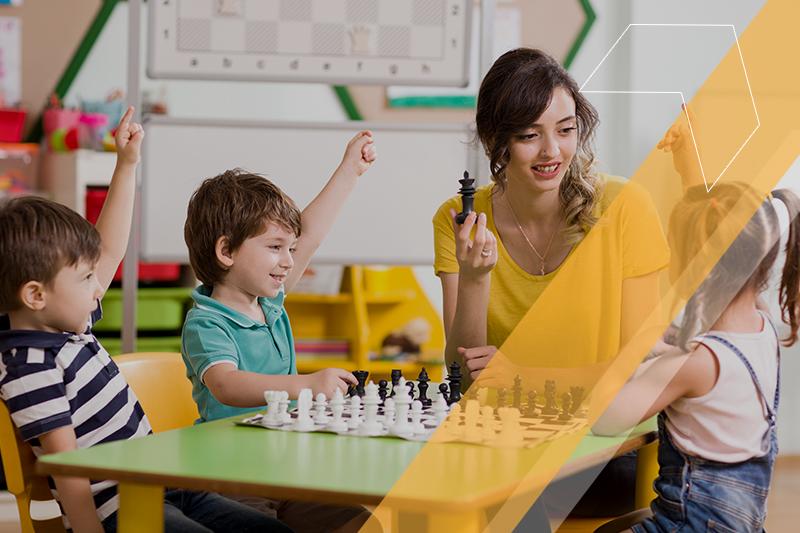 Xadrez na escola: como o jogo pode contribuir para o processo de aprendizagem?