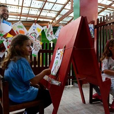 Dia da Família - Escola Terra Firme