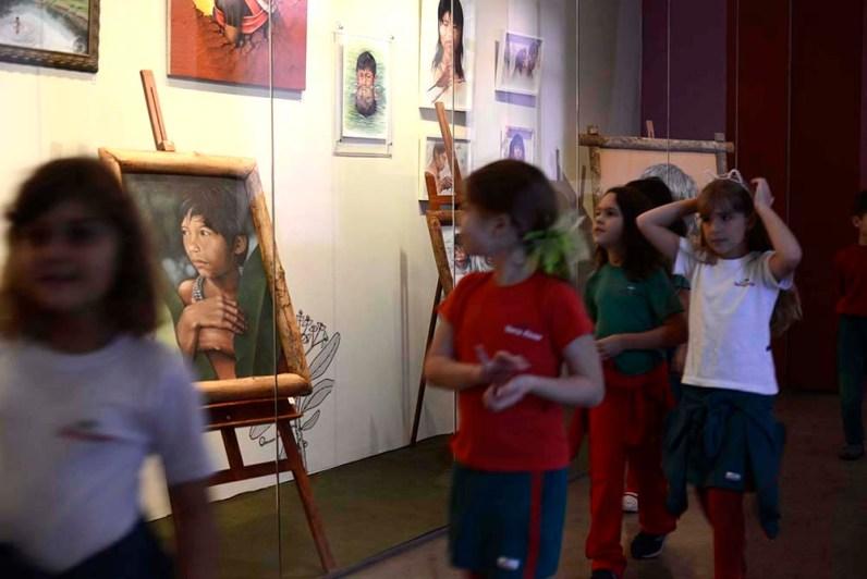 Exposição de pinturas de Daniel Conrade