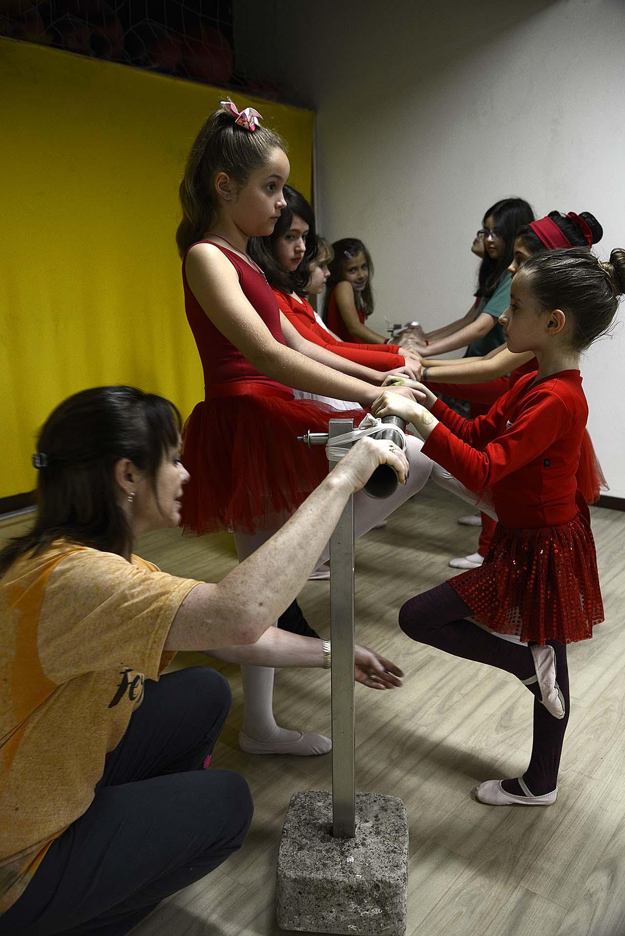 Ballet - Profª Lilian