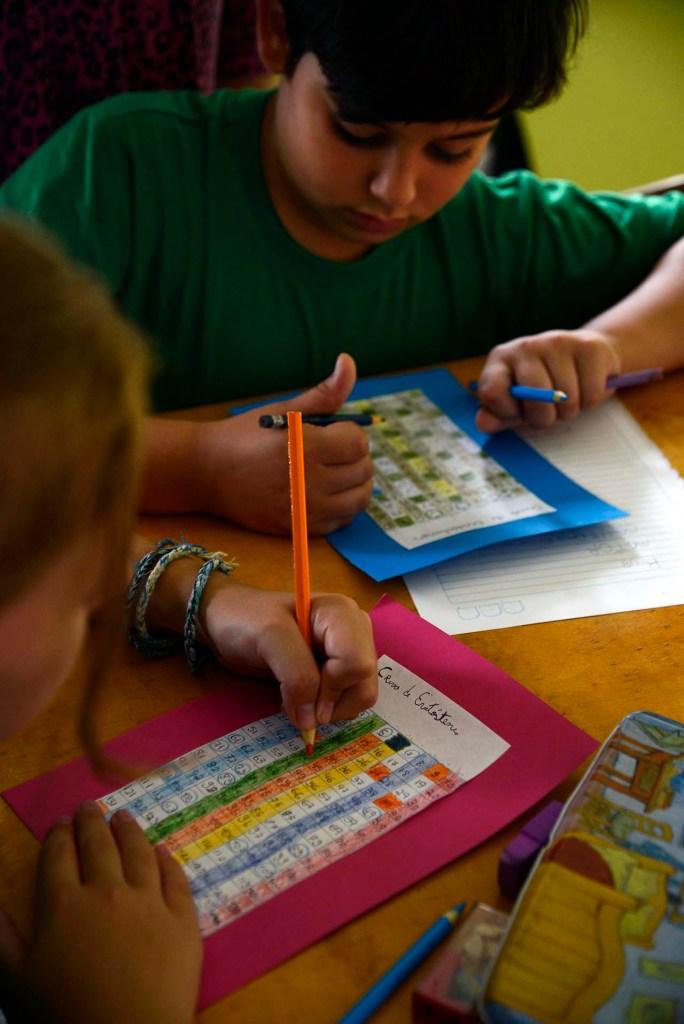 Oficina de Matemática – Descobrindo os números primos