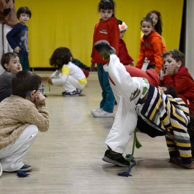 Capoeira - Profº Charada
