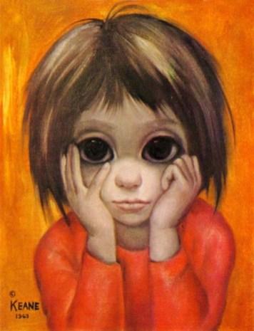Margaret Keane: Big eyes, 1963