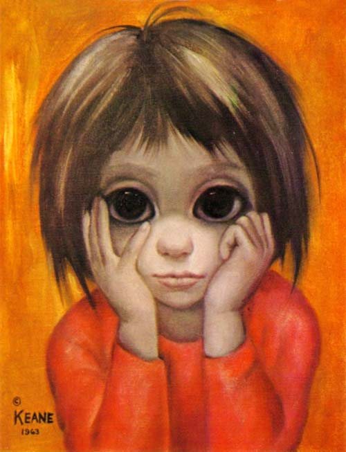 Margaret Keane: Big eyes, 1963