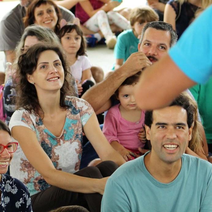Gente da Terra - Escola Terra Firme - Foto Luiz Geremias