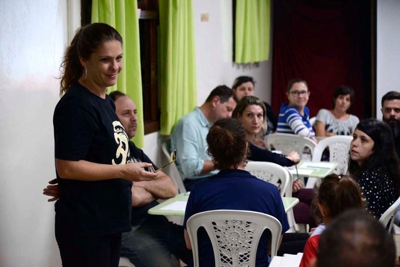 Professora Camila Guitti Luppi, coordenadora da Educação Infantil e do Ensino Fundamental I