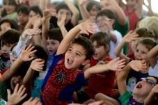 Dia das Crianças Escola Terra Firme, 2019 - Foto Gilson Camargo