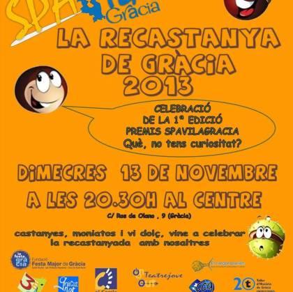 L'escola està nominada als premis Spa Vila de Gràcia