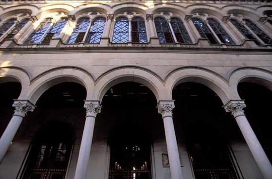 BarcelonaUniversidadFachada