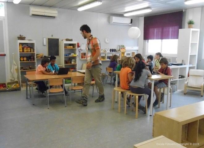 Escola l'Univers Copyright_Tallers de famílies_primaria-2