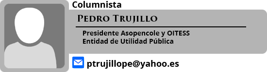 Columnista Pedro Trujillo en escolombia