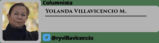 Columnista Yolanda en escolombia