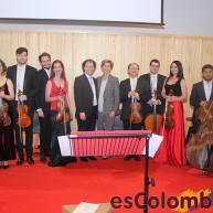 Inaugurado Colegio Mayor colombiano en Madrid 1