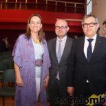 Inaugurado Colegio Mayor colombiano en Madrid 14