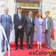 Inaugurado Colegio Mayor colombiano en Madrid 4