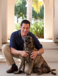Gary Weitzman, DVM, president and CEO of San Diego Humane Society and SPCA.