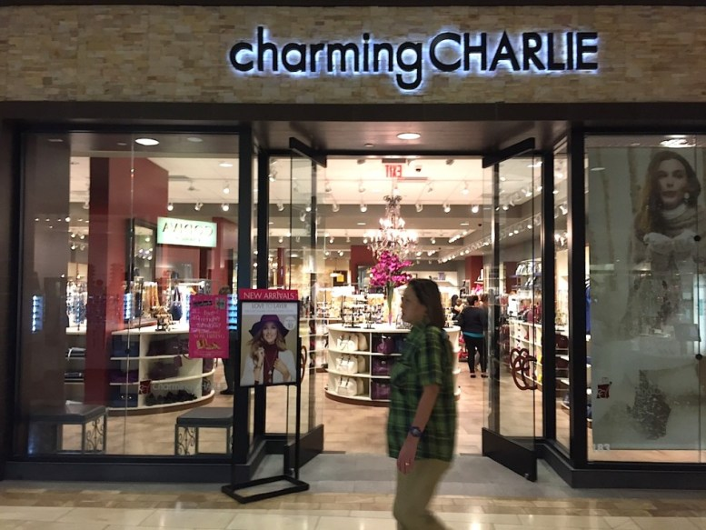 Charming Charlie wasn't so charming at Westfield North County where it ranked #8 on the county overcharging list with a 7.4 percent overcharge rate.
