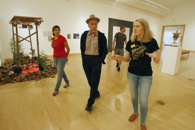 CSUSM Professor Curates Museum Exhibit in Celebration of Día de los Muerto