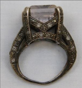 This ring was found with Marisol Lopez on Oct. 17 at Lake Hodges.