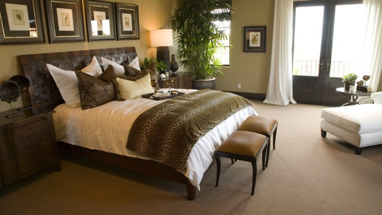 Style Matters Rest Easy In A Romantic Master Bedroom Retreat