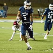 San Marcos high School football star Terrell Burgess goes viral.