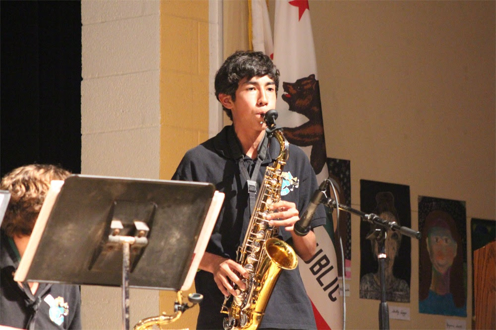 Valley Center student musicians getting all jazzed up for March 5 concert