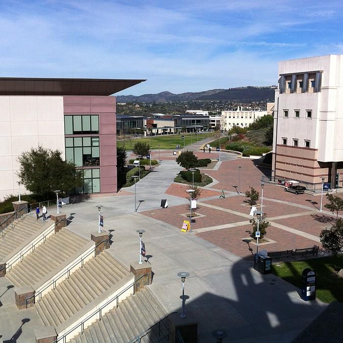 Cal State University San Marcos preparing the prepared.