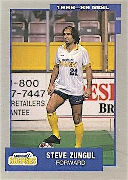 "Lord of All Indoors"" Sockers card."