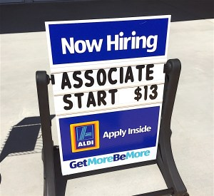 Hiring event Wednesday, April 13 at 1750 University Avenue, North County Square, Vista.