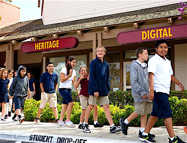 Heritage Digital Academy.