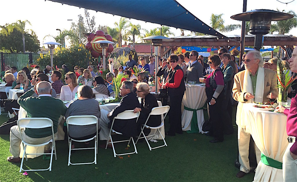 About 200 guests attended the Museum gala.