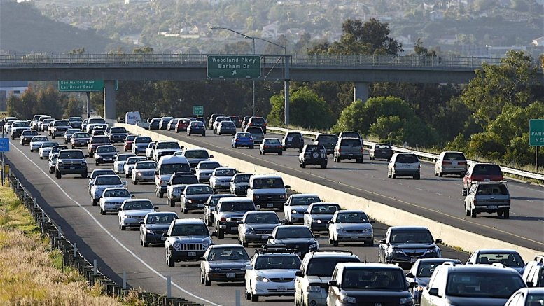 Traffic more hassled headed down I-15 | Escondido Grapevine