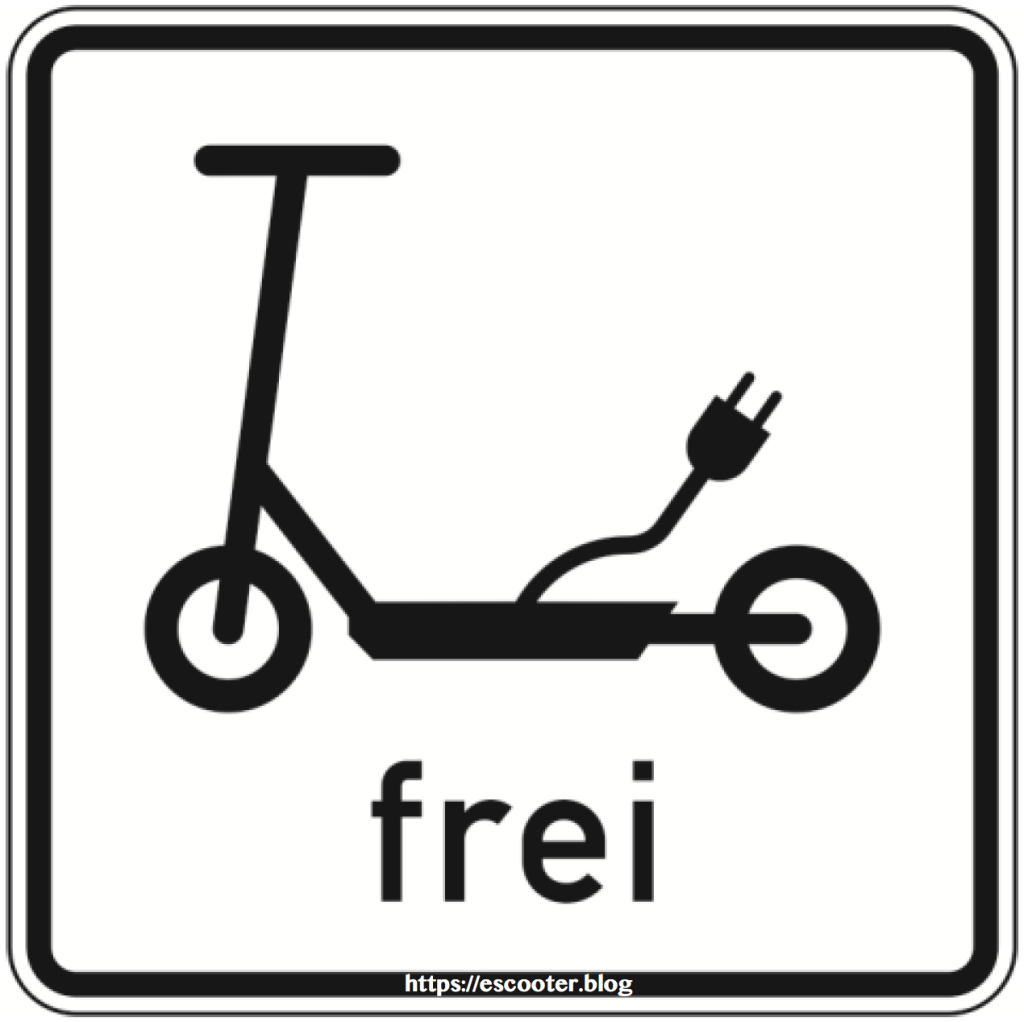Elektrokleinstfahrzeuge Frei