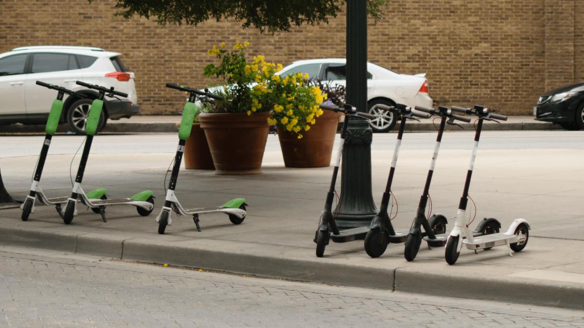 Lime und Bird Scooter im Vergleich