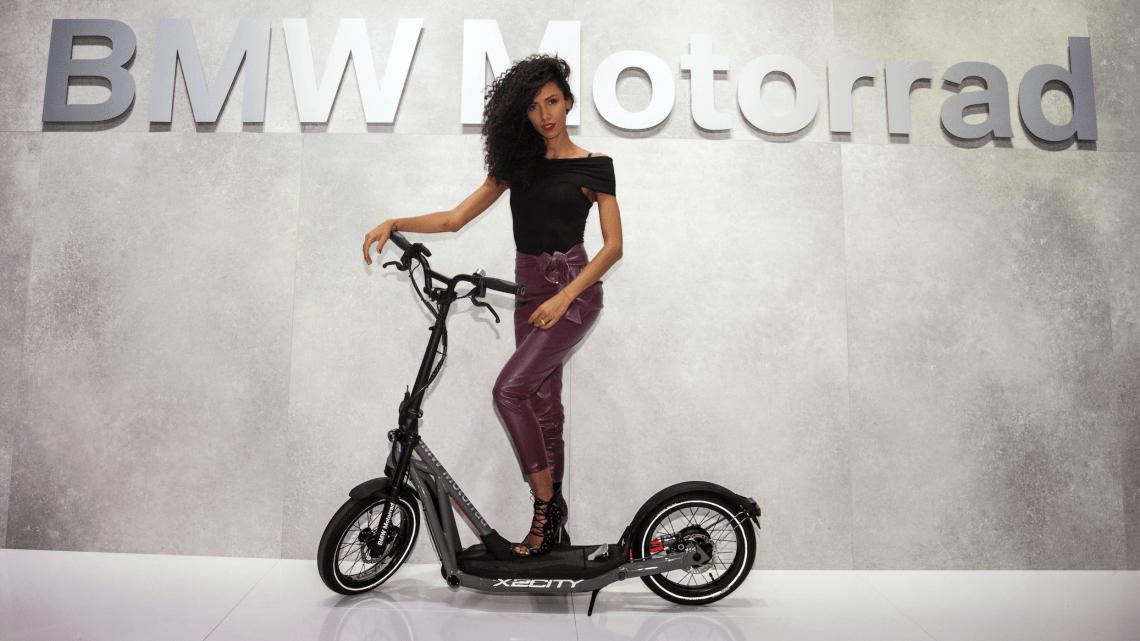 BMW X2 City