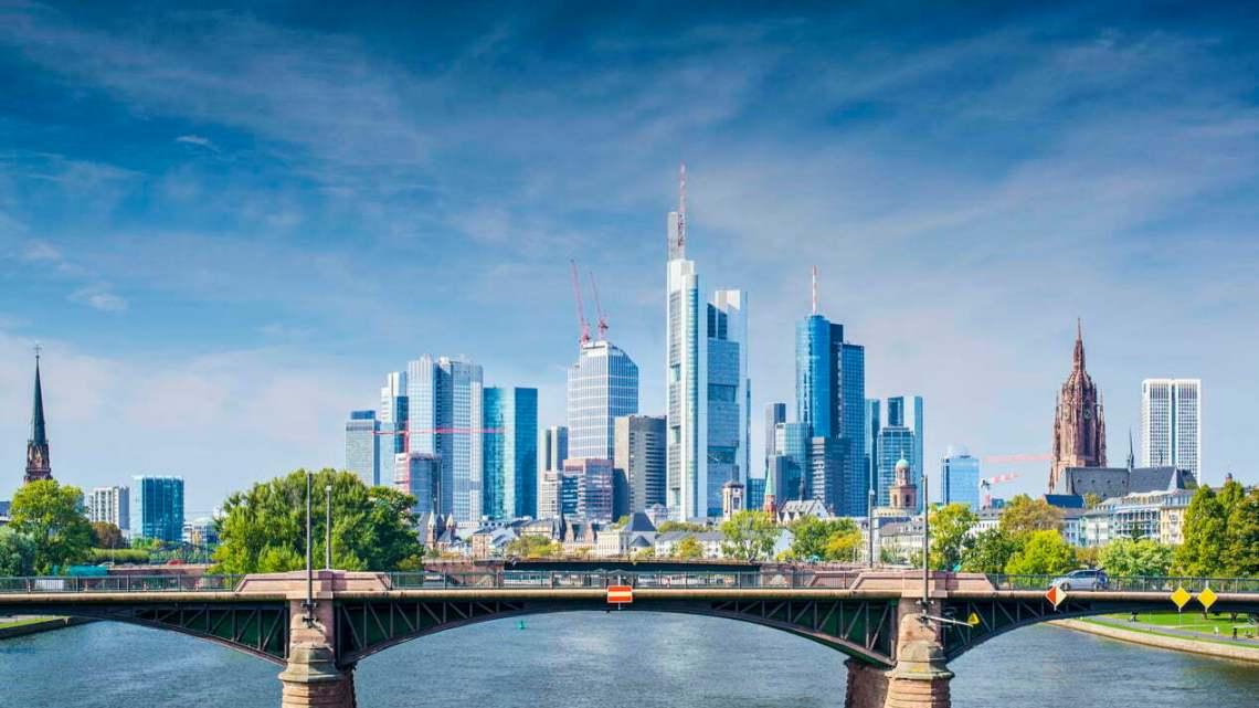 E Scooter Frankfurt