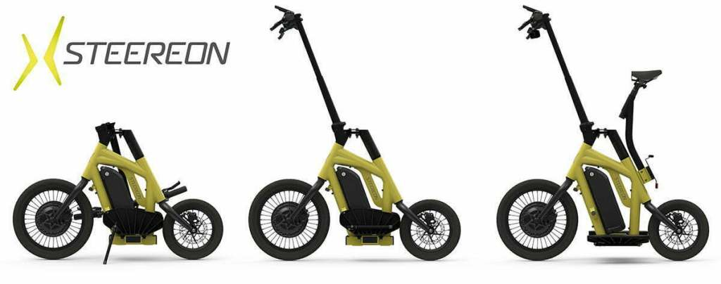 Steereon E Scooter