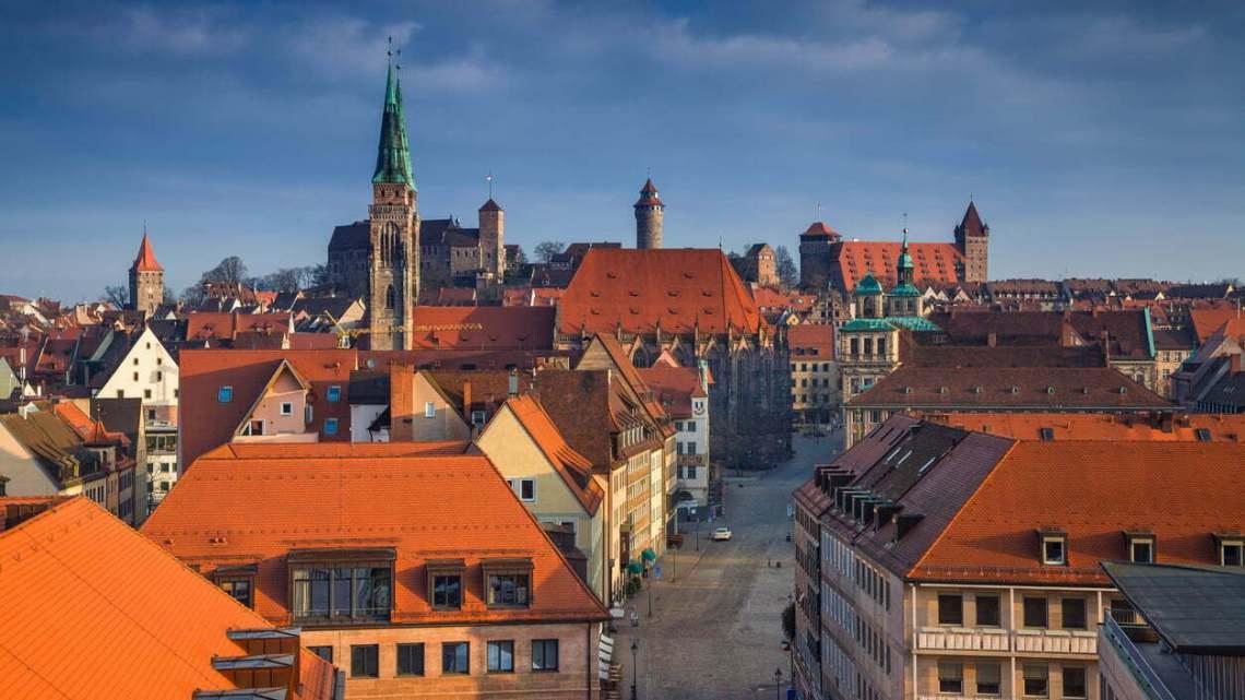E Scooter Nürnberg