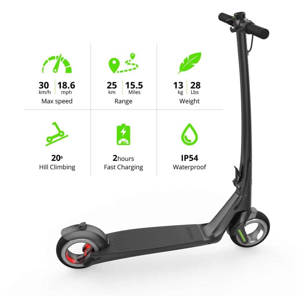 Aktivo Scoot Details