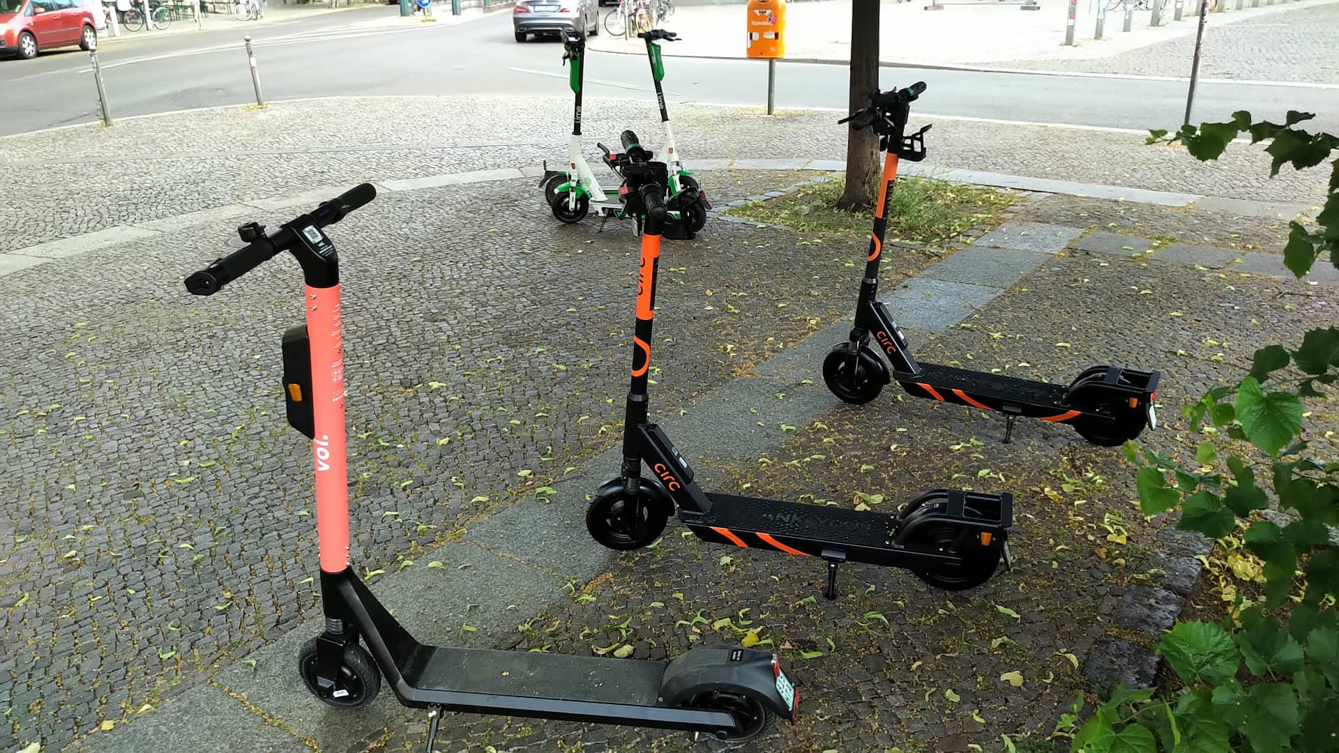 Circ Scooter Kaufen