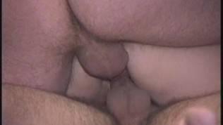 double pussy penetration creampie