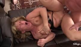 Reife Swinger – Intense Foursome With Kinky Mature German Swingers