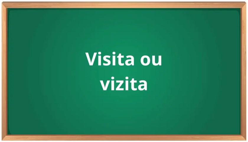 visita ou vizita